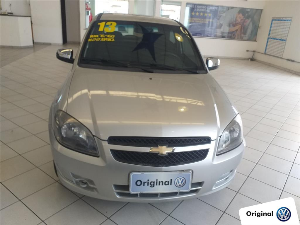 CHEVROLET CELTA 2013 - 1.0 MPFI LS 8V FLEX 2P MANUAL