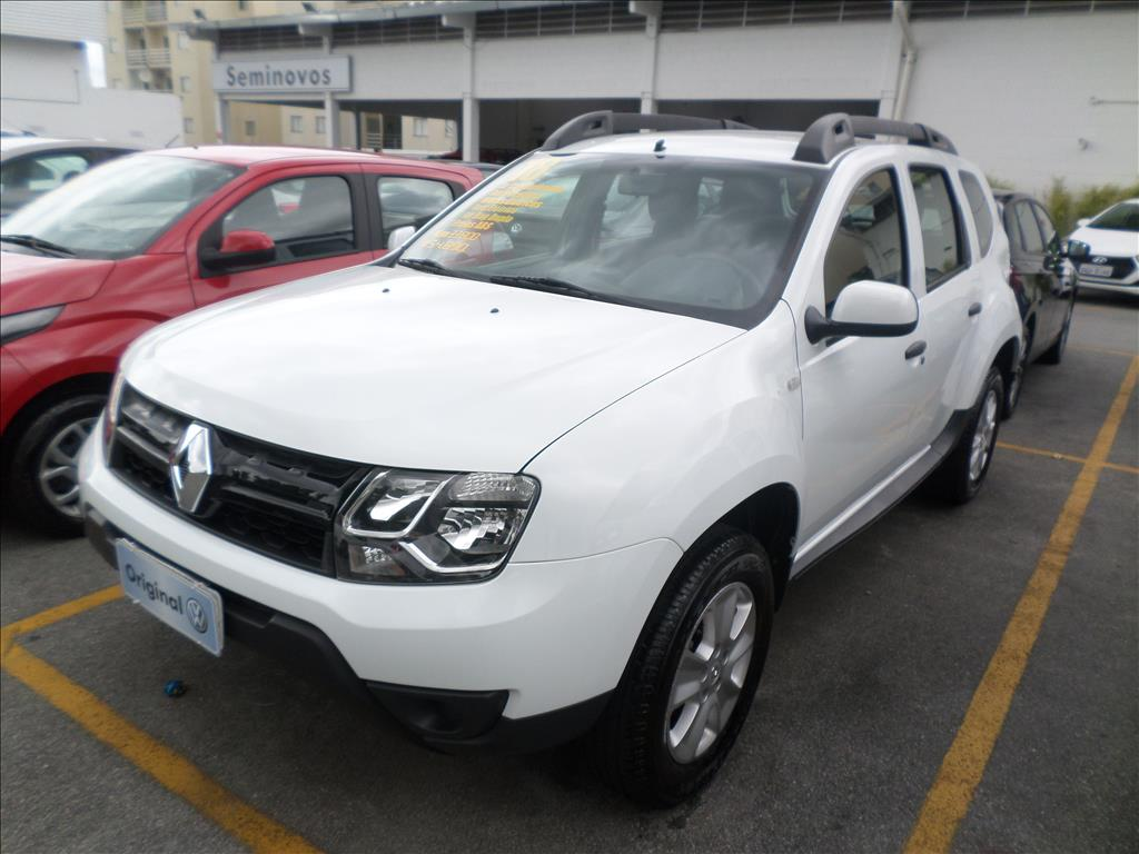 RENAULT DUSTER 2018 - 1.6 16V SCE FLEX EXPRESSION MANUAL