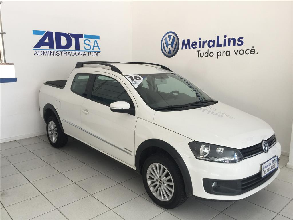 VOLKSWAGEN SAVEIRO 1.6 MI HIGHLINE CD 8V FLEX 2P MANUAL