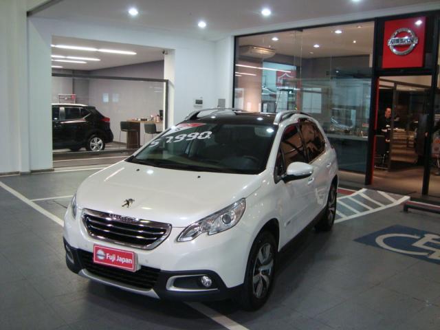 Image Peugeot-2008-1.6 16v flex griffe 4p automático-366019