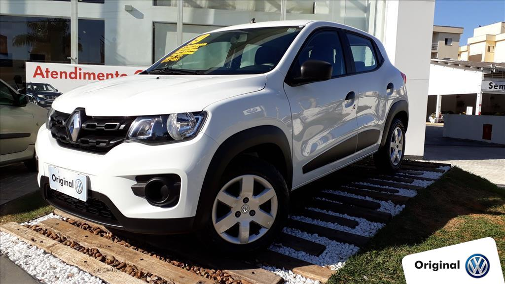 RENAULT KWID 2019 - 1.0 12V SCE FLEX INTENSE MANUAL