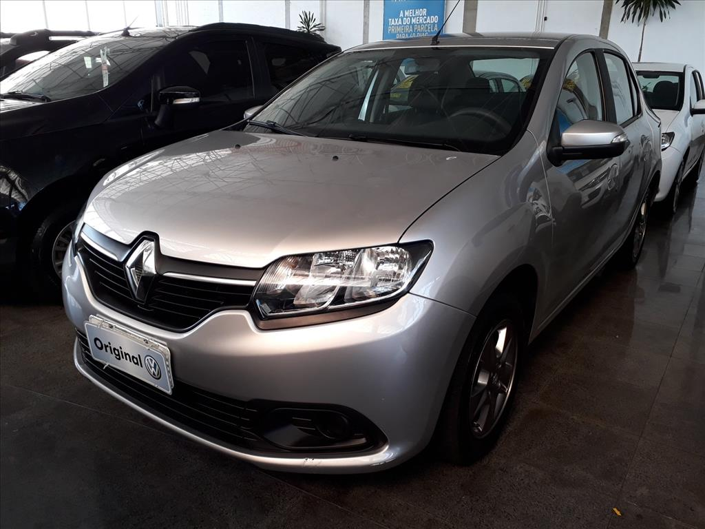 RENAULT LOGAN 2018 - 1.6 16V SCE FLEX EXPRESSION 4P MANUAL