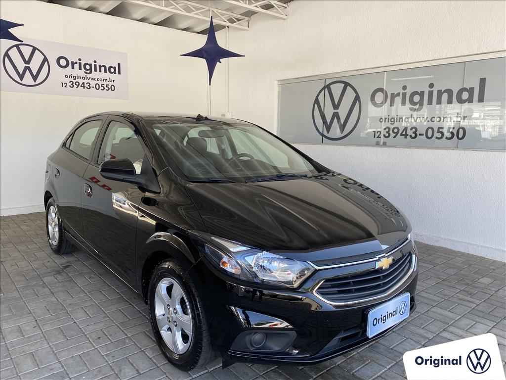 CHEVROLET ONIX 2019 - 1.4 MPFI LT 8V FLEX 4P AUTOMÁTICO