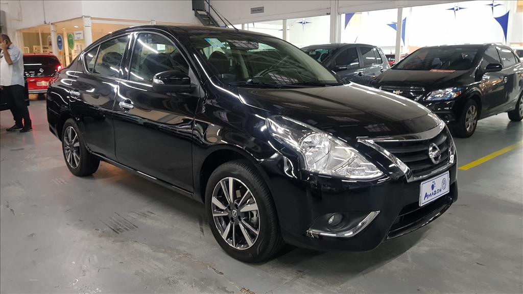 Image Nissan-Versa-1.6 16v Flexstart Sl 4p Xtronic-675835