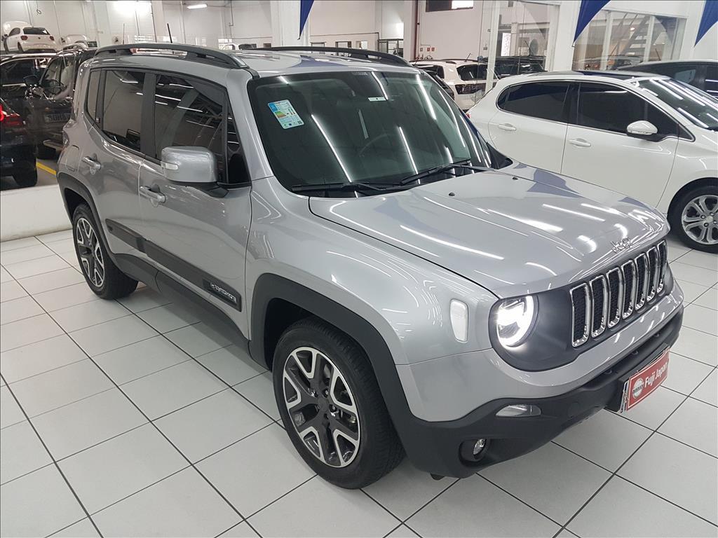 Image Jeep-Renegade-1.8 16v Flex Longitude 4p Automático-763806