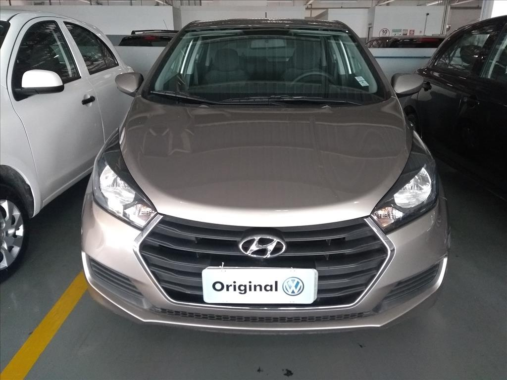 HYUNDAI HB20 2016 - 1.0 COMFORT 12V FLEX 4P MANUAL