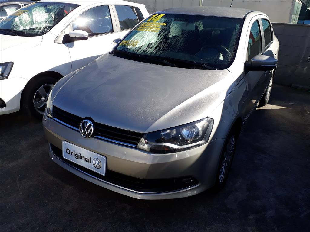 VOLKSWAGEN VOYAGE 2014 - 1.6 MI HIGHLINE 8V FLEX 4P MANUAL