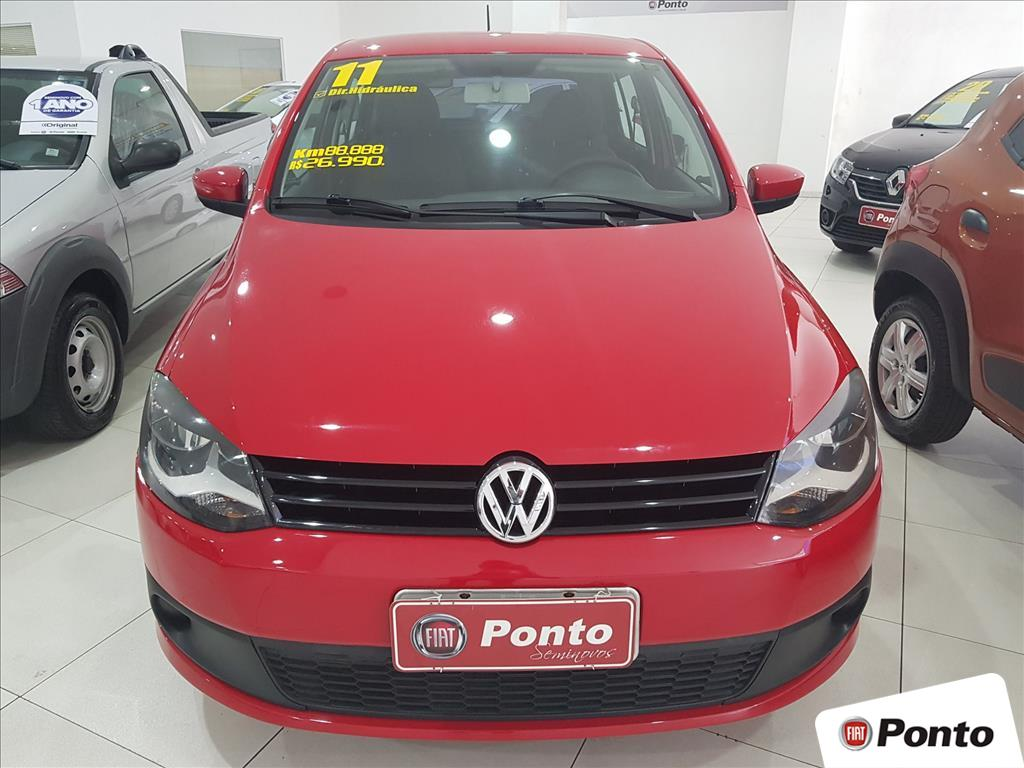 VOLKSWAGEN FOX 2011 - 1.0 MI 8V FLEX 4P MANUAL