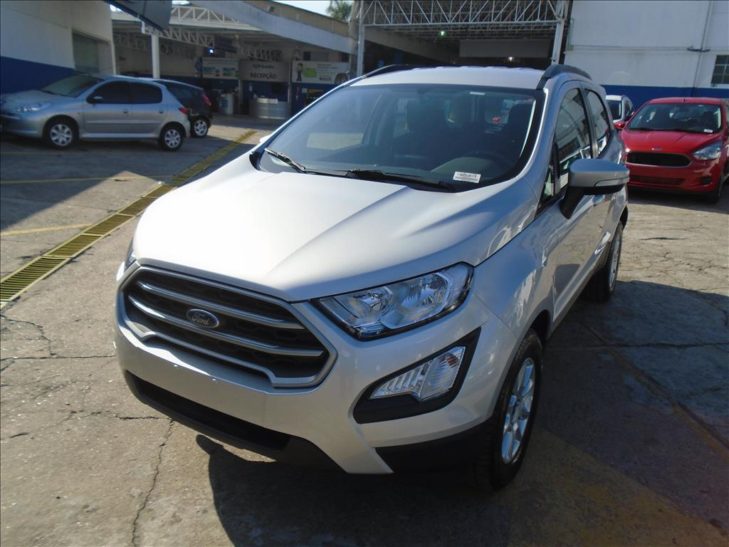 FORD ECOSPORT 2019 - 1.5 TIVCT FLEX SE MANUAL
