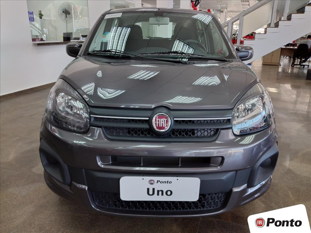 FIAT UNO 2020 - 1.0 FIREFLY FLEX DRIVE MANUAL