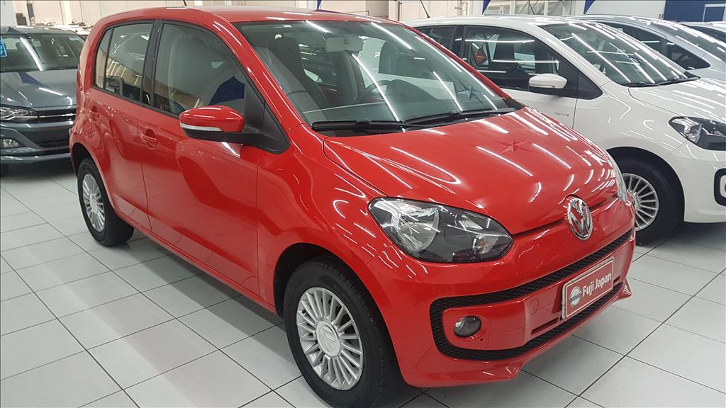Image Volkswagen-Up-1.0 Mpi Move Up 12V Flex 4P Manual-483486