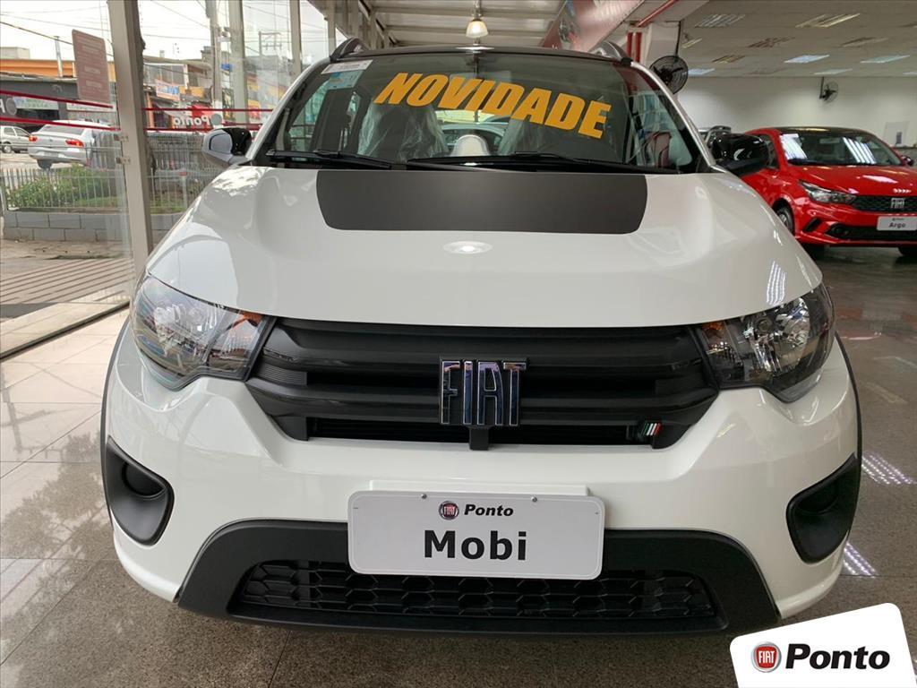 FIAT MOBI 2021 - 1.0 EVO FLEX TREKKING MANUAL