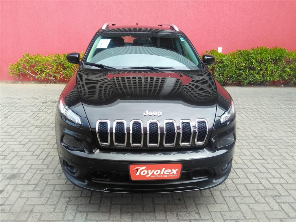 CHEROKEE 3.2 LONGITUDE 4X4 V6 24V GASOLINA 4P AUTOMÁTICO