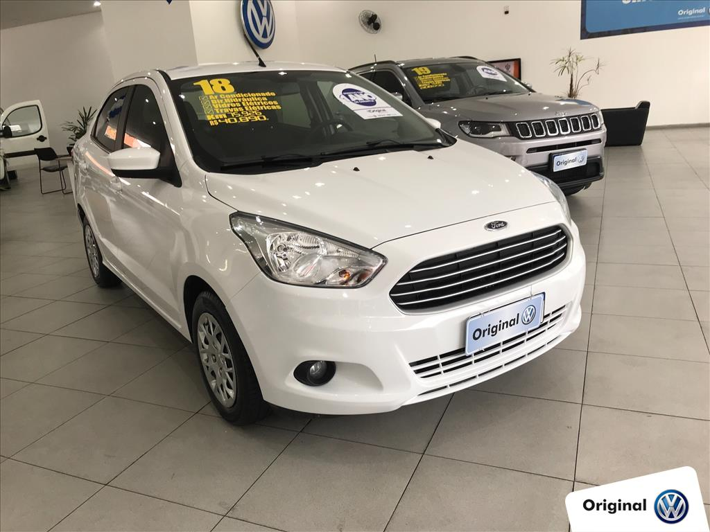 FORD KA + 2018 - 1.0 SE PLUS 12V FLEX 4P MANUAL