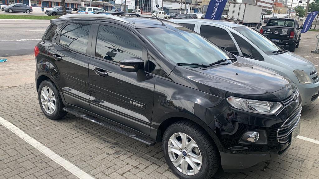 Image Ford - Ecosport - 2.0 Titanium 16v Flex 4p Automático