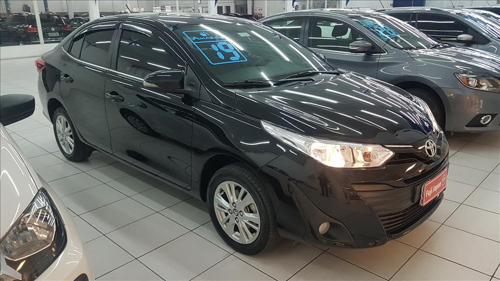 Image Toyota-Yaris-1.5 16v Flex Sedan Xl Multidrive-665210