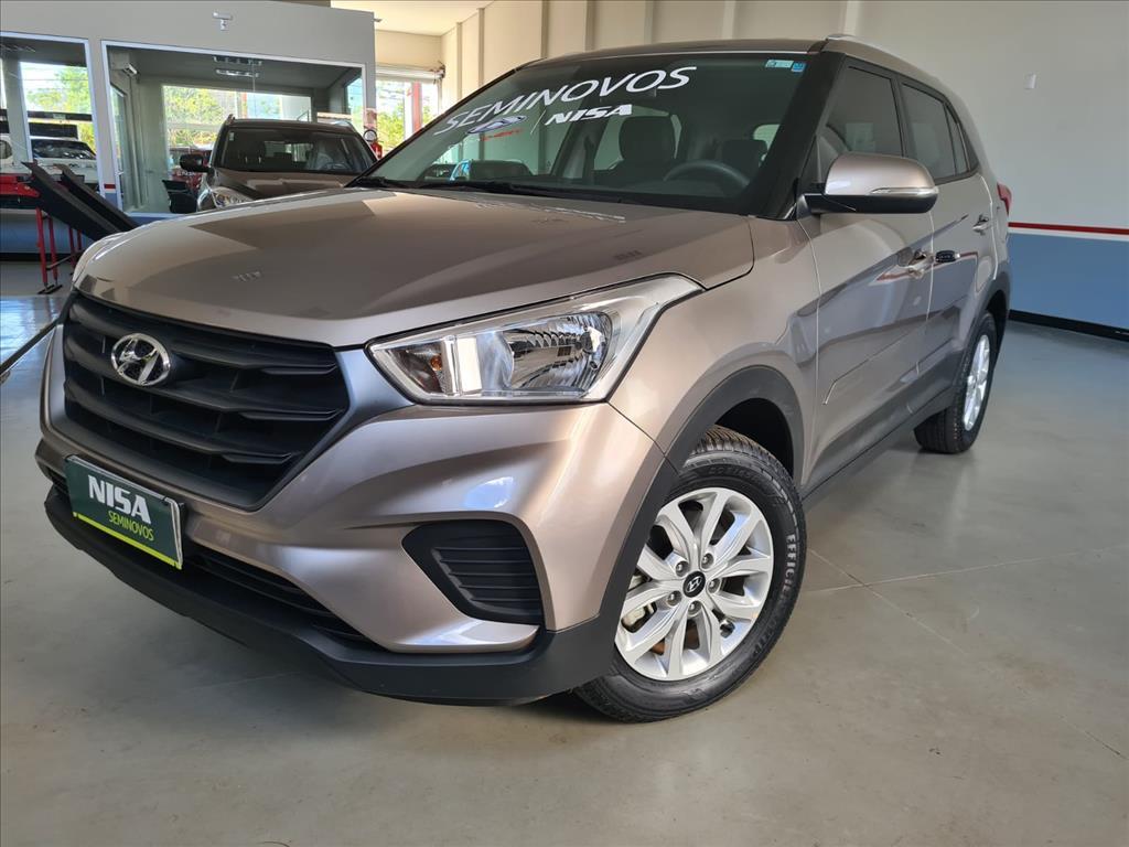 Image Hyundai - Creta - 1.6 16v Flex Smart Automático
