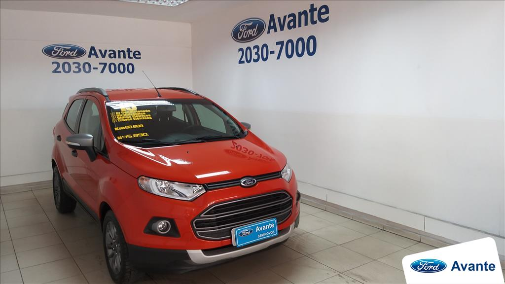 FORD ECOSPORT 2015 - 1.6 FREESTYLE 16V FLEX 4P MANUAL