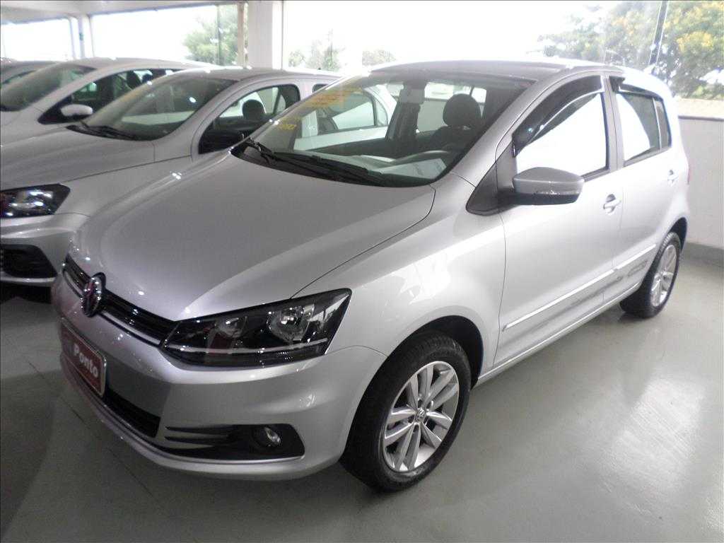 VOLKSWAGEN FOX 2019 - 1.6 MSI TOTAL FLEX CONNECT 4P MANUAL