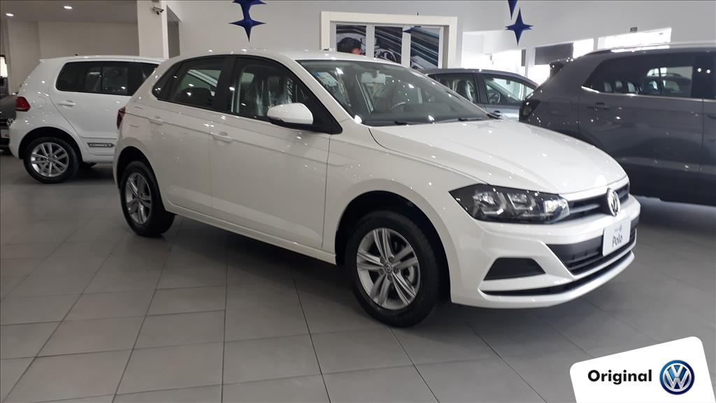 VOLKSWAGEN POLO 2020 - 1.0 MPI TOTAL FLEX MANUAL