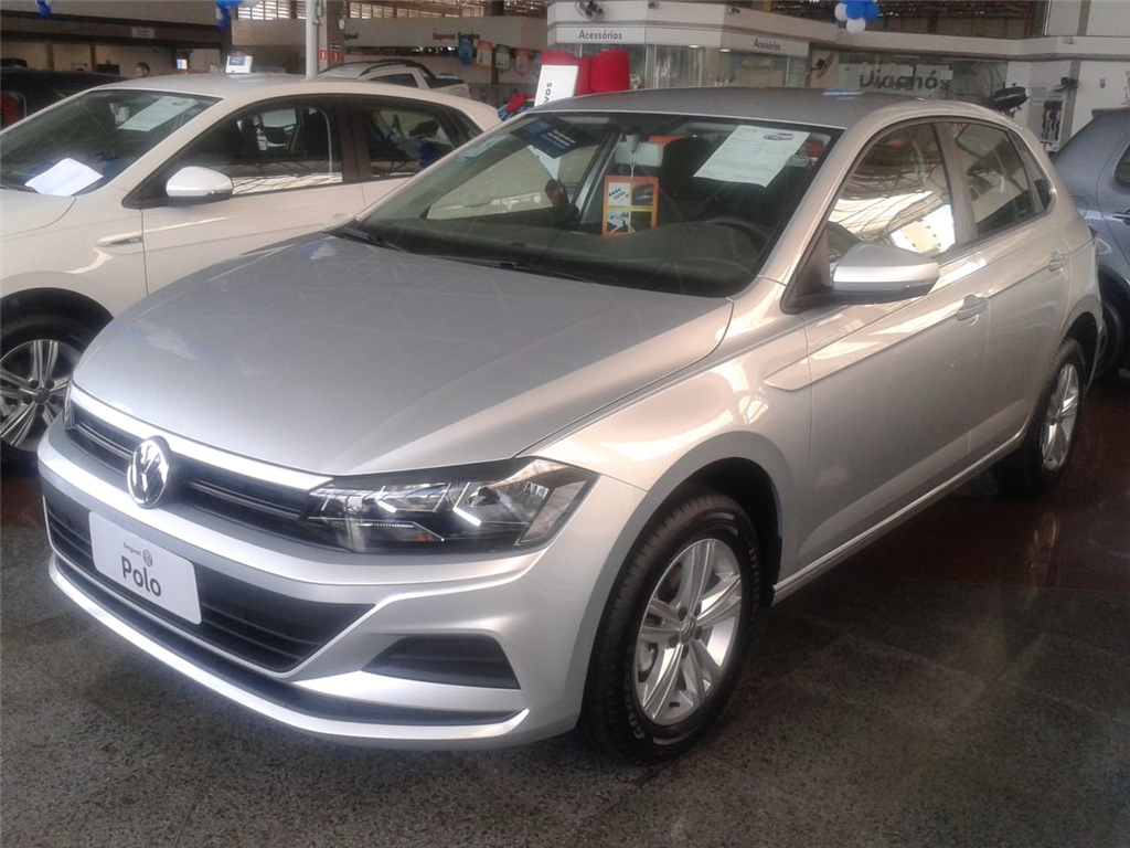 VOLKSWAGEN POLO 2019 - 1.0 MPI TOTAL FLEX MANUAL