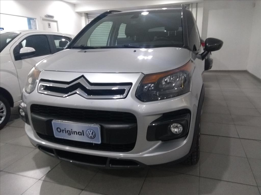 CITROËN AIRCROSS 2015 - 1.6 EXCLUSIVE 16V FLEX 4P AUTOMÁTICO