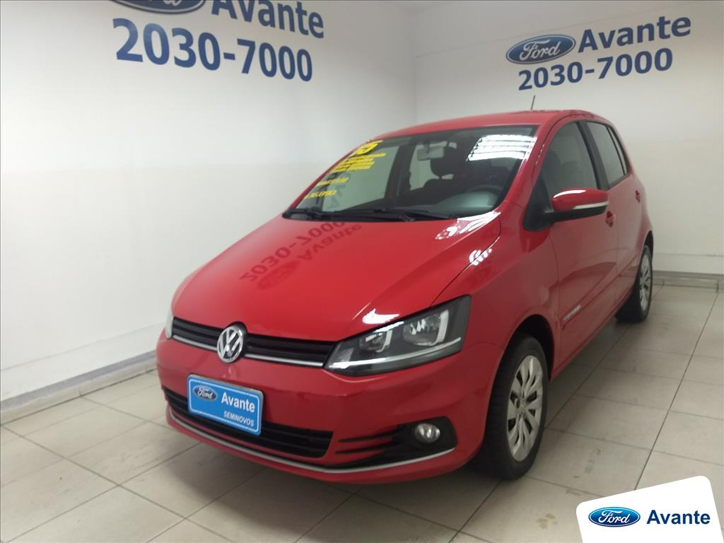 VOLKSWAGEN FOX 2015 - 1.6 MSI COMFORTLINE 8V FLEX 4P MANUAL