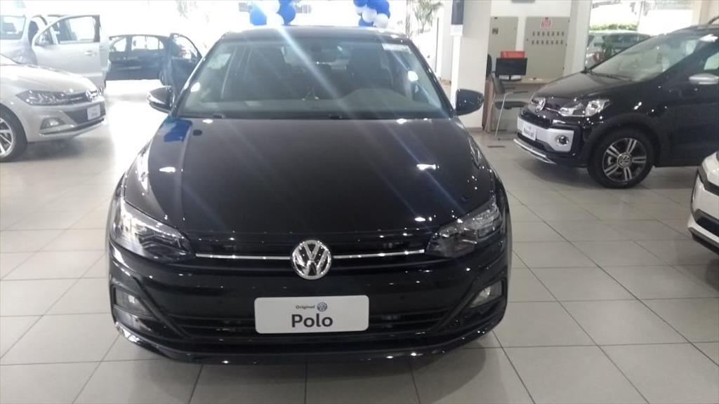 VOLKSWAGEN POLO 2019 - 1.0 200 TSI COMFORTLINE AUTOMÁTICO