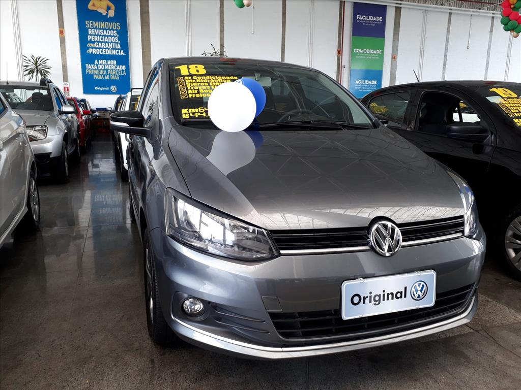 VOLKSWAGEN FOX 2018 - 1.6 MSI TOTAL FLEX CONNECT 4P MANUAL