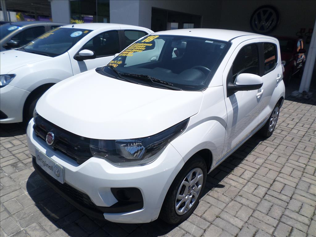 FIAT MOBI 2018 - 1.0 FIREFLY FLEX DRIVE MANUAL