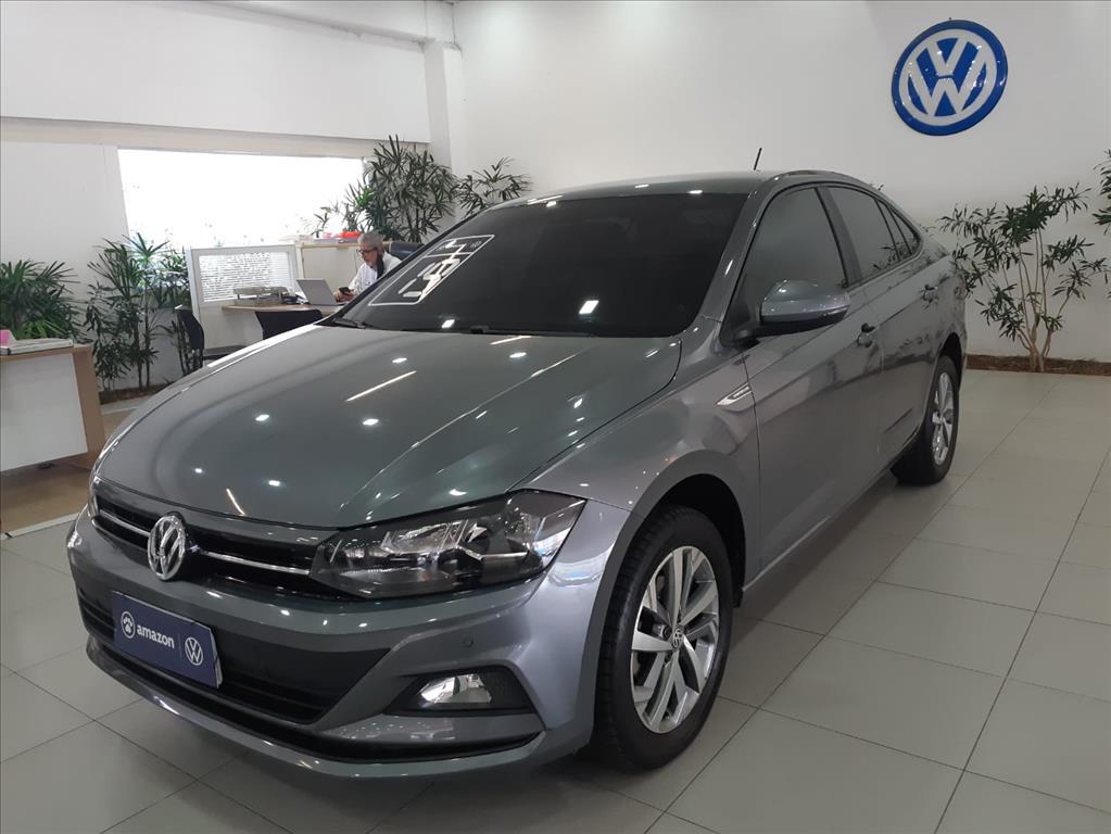 Image Volkswagen - Virtus - 1.0 200 Tsi Comfortline Automático