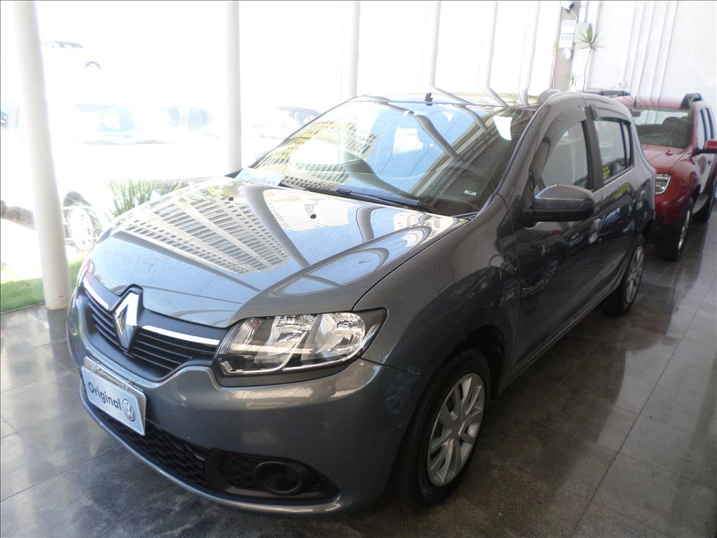 RENAULT SANDERO 2017 - 1.0 EXPRESSION 16V FLEX 4P MANUAL