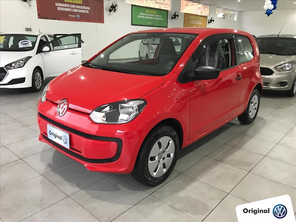 VOLKSWAGEN UP 2017 - 1.0 MPI TAKE UP 12V FLEX 2P MANUAL