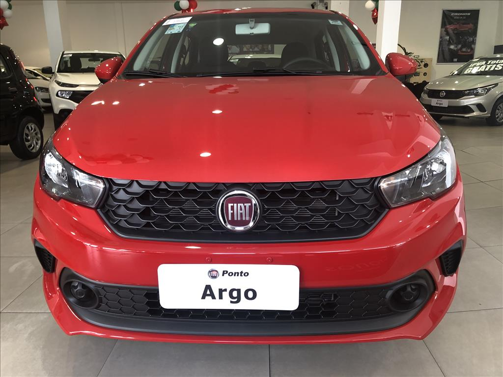 FIAT ARGO 2019 - 1.0 FIREFLY FLEX DRIVE MANUAL