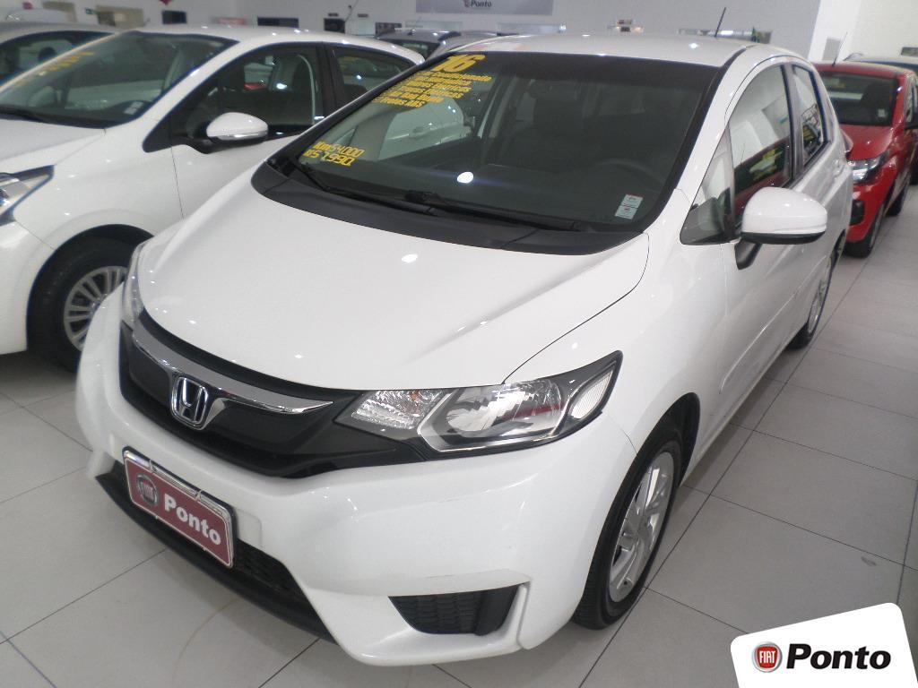 HONDA FIT 2016 - 1.5 LX 16V FLEX 4P AUTOMÁTICO