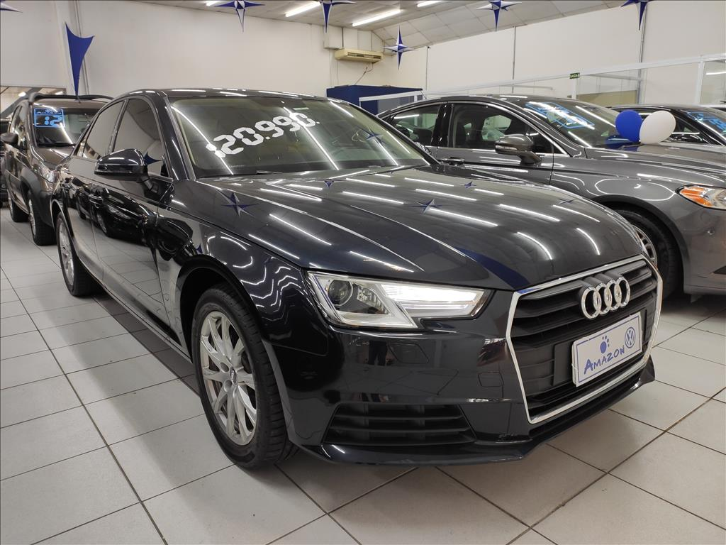 Image Audi-A4-2.0 Tfsi Attraction Gasolina 4P S Tronic-391523