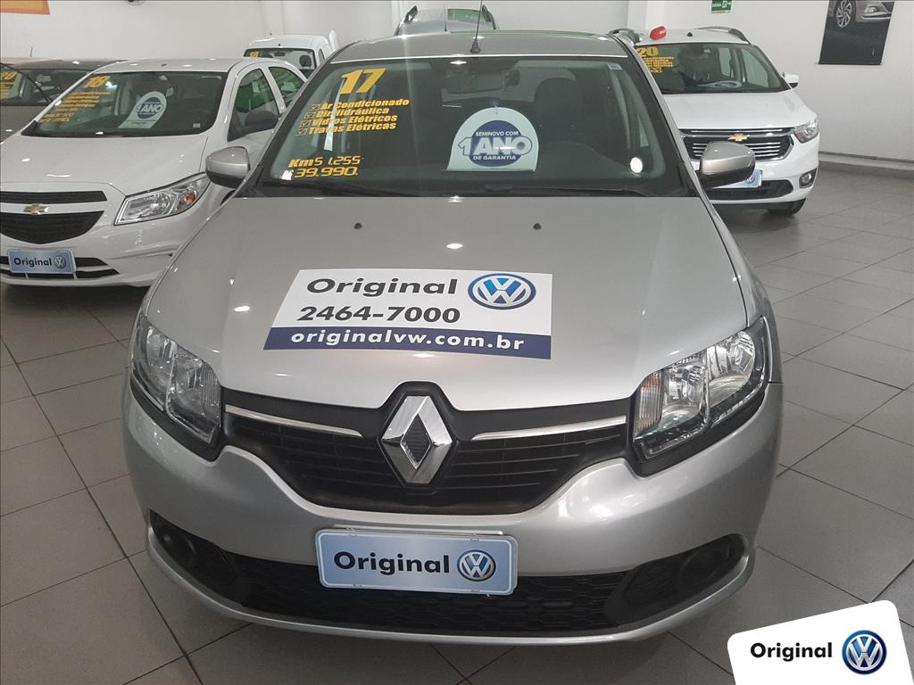 RENAULT SANDERO 2017 - 1.6 16V SCE FLEX EXPRESSION 4P MANUAL