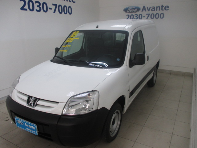 PEUGEOT PARTNER 2019 - 1.6 FURGÃO 800KG 16V FLEX 3P MANUAL