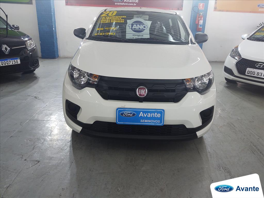 FIAT MOBI 2020 - 1.0 8V EVO FLEX LIKE. MANUAL