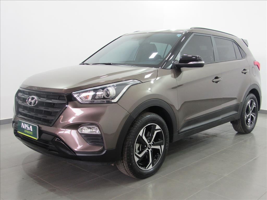 Image Hyundai - Creta - 2.0 16v Flex Sport Automático