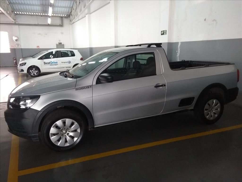 VOLKSWAGEN SAVEIRO 2018 - 1.6 MSI ROBUST CS 8V FLEX 2P MANUAL