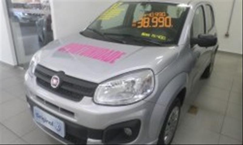 FIAT UNO 2017 - 1.0 FIREFLY FLEX ATTRACTIVE 4P MANUAL