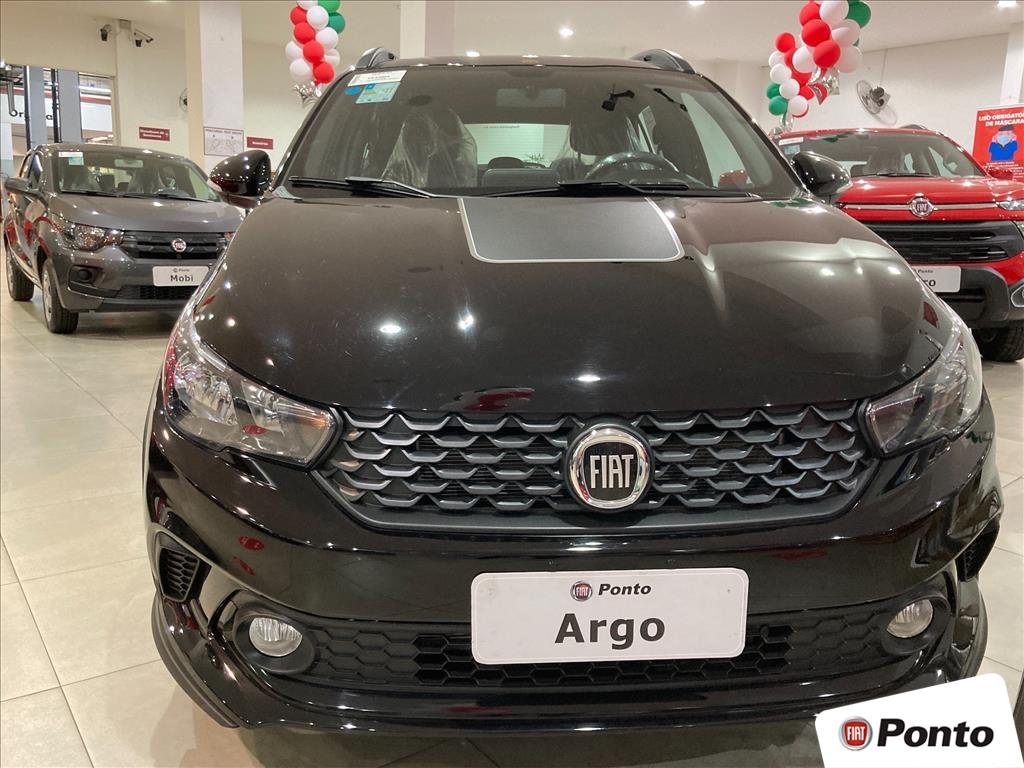 FIAT ARGO 2020 - 1.3 FIREFLY FLEX TREKKING MANUAL