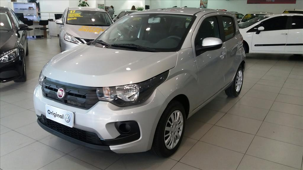 FIAT MOBI 2018 - 1.0 8V EVO FLEX LIKE. MANUAL