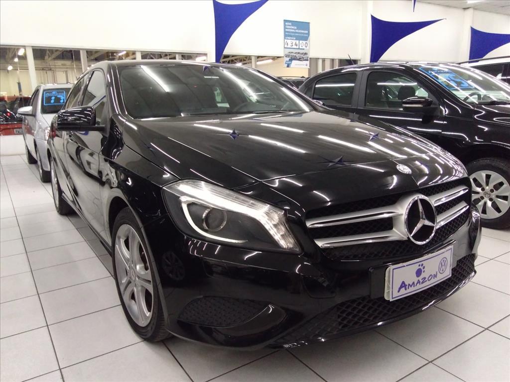 Mercedes-benz-a 200-1.6 turbo style 16v gasolina 4p automático-361859