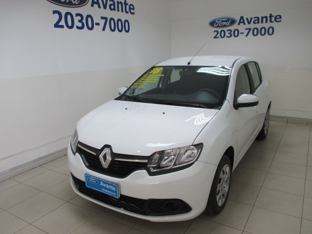 RENAULT SANDERO 2018 - 1.0 12V SCE FLEX EXPRESSION 4P MANUAL