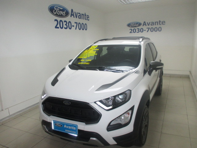 FORD ECOSPORT 2019 - 2.0 DIRECT FLEX STORM 4WD AUTOMÁTICO