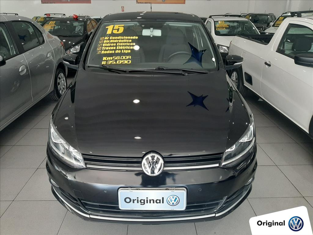 VOLKSWAGEN FOX 2015 - 1.0 MI COMFORTLINE 8V FLEX 4P MANUAL