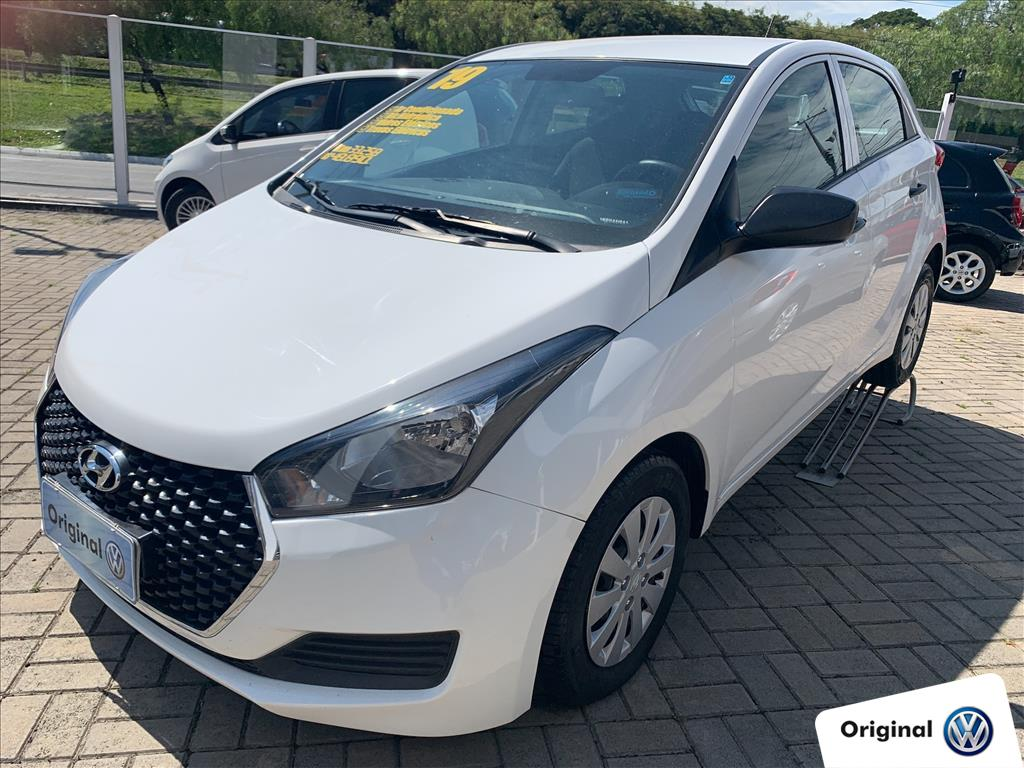 HYUNDAI HB20 2019 - 1.0 UNIQUE 12V FLEX 4P MANUAL