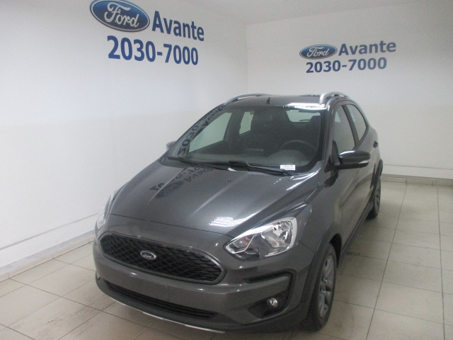 FORD KA 2020 - 1.5 TIVCT FLEX FREESTYLE AUTOMÁTICO